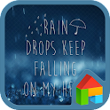 RainDrops dodol launcher theme icon