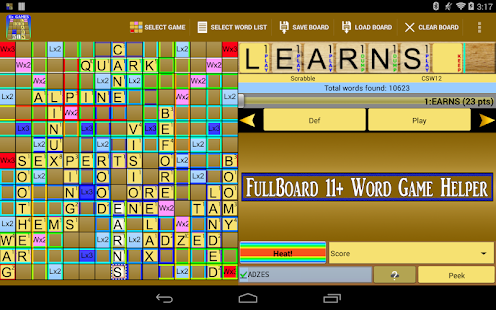 Words Solver 4 Friends + Ten - screenshot thumbnail