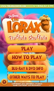Truffula Shuffula - The Lorax - screenshot thumbnail