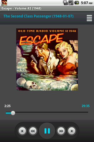 Escape - Old Time Radio Vol.2