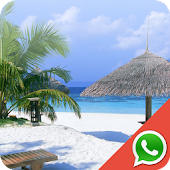 Beach Wallpapers for WhatsApp