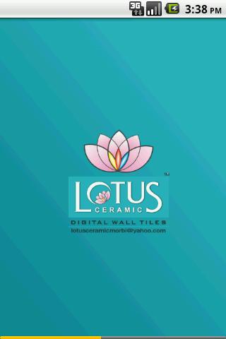 Lotus Ceramic Tiles