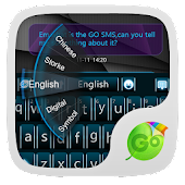 GO Keyboard Coolight Theme