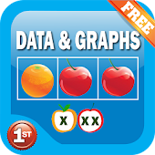 Data Graph for grade 1 FREE