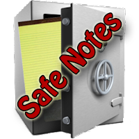 Safe Notes is a secure notepad 4.2