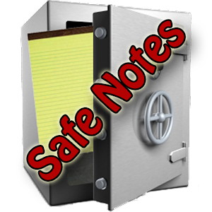 Safe Notes is a secure notepad  4.0