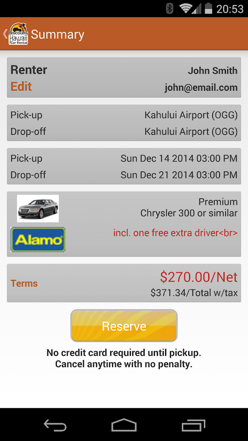 Leasing Cars In Hawaii Hilo