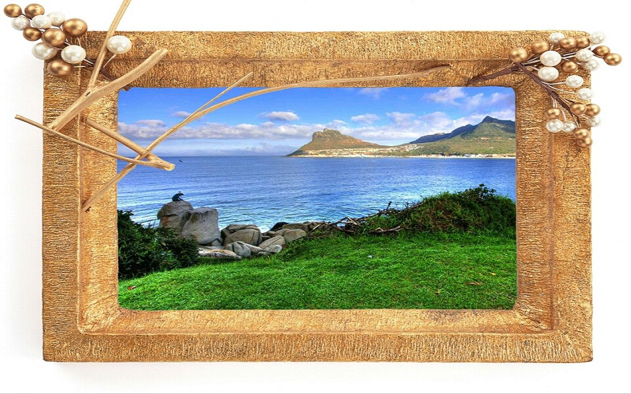 60+ Photo Frames Photomontages - screenshot