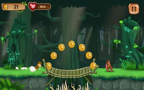 Banana Island – Jungle Run- screenshot thumbnail