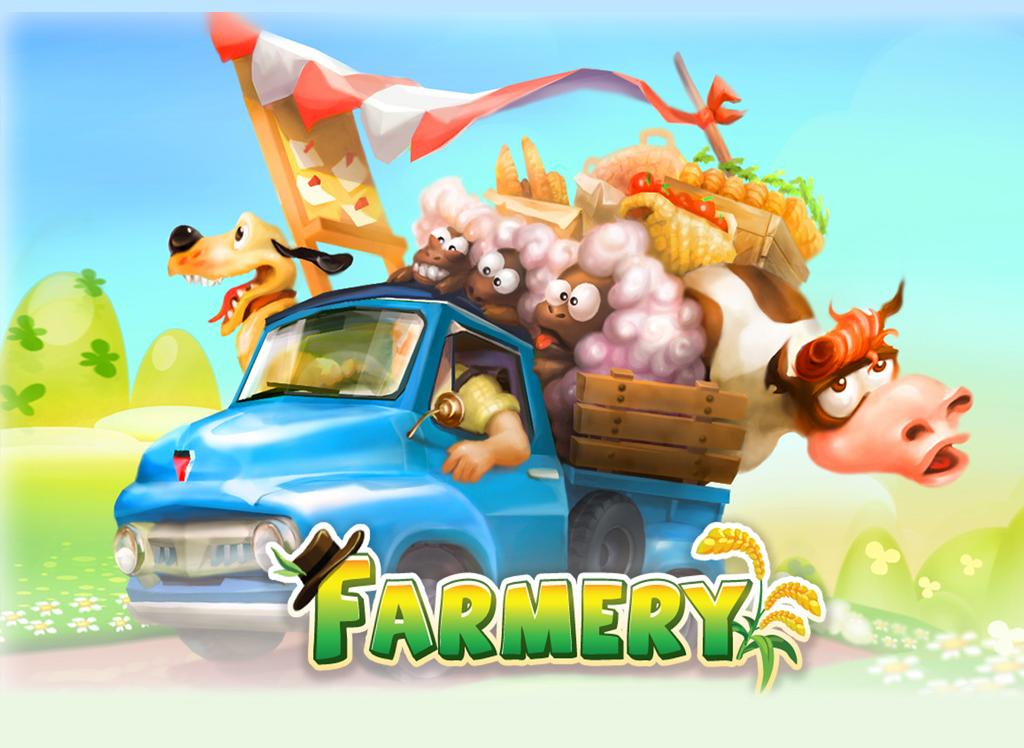 Farmery - Game Nong Trai- screenshot