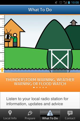 SES FloodSafe- screenshot