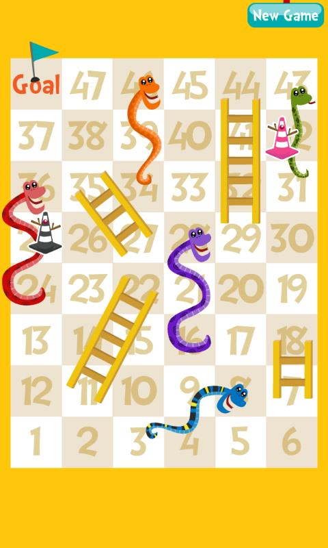 Snakes Chess - screenshot