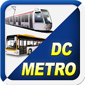 Washington DC Metro RAIL & BUS