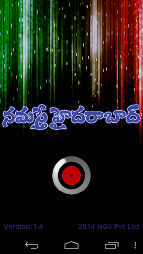 Namasthe Hyderabad