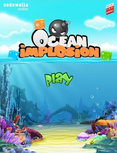 Ocean Bomber Game
