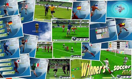 Winner Soccer Evolution Elite 1.5.4 screenshot 147121
