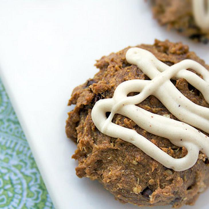 Pumpkin Quinoa Cookies Recipe