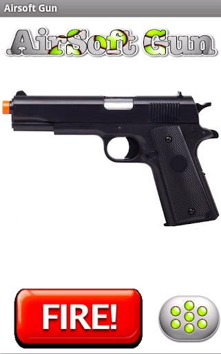 Virtual Airsoft Gun