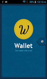 Wallet Trial- The Info Storage- screenshot thumbnail