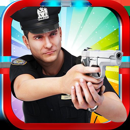 警察VS殭屍狗 LOGO-APP點子