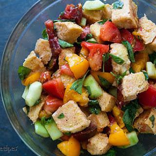 Panzanella Bread Salad.