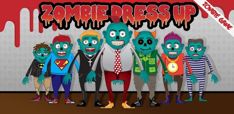 Zombie Jeu d'habillage