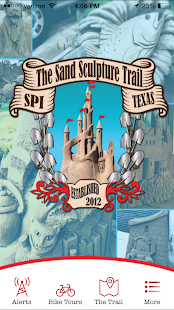 SPI Sand Sculpture Trail- screenshot thumbnail