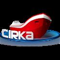 Cirka – A Partykalauz logo