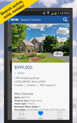 RE MAX Northern Illinois App