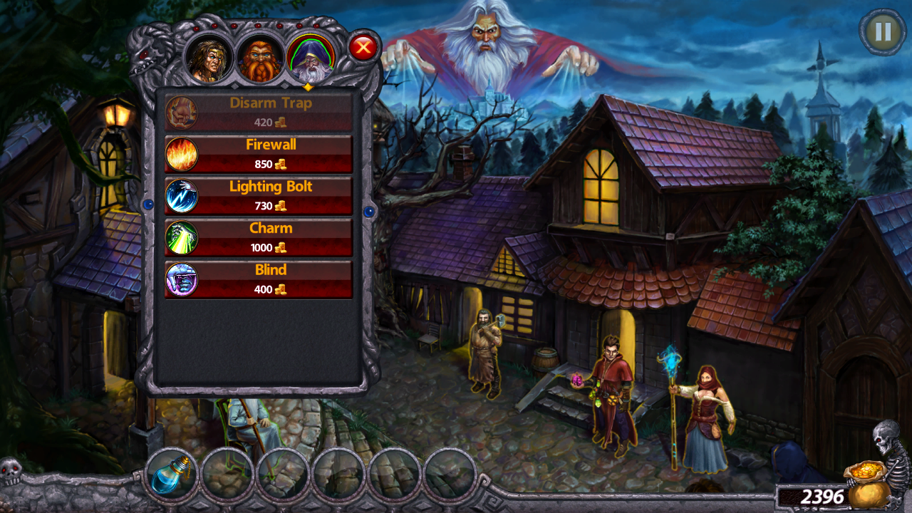 Dark Quest- screenshot