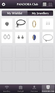 Pandora Jewelry- screenshot thumbnail