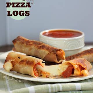 Pizza Logs.
