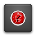 Ajax Clock Widget icon