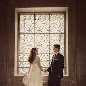 Mo Mikel by Cesar Palima - Wedding Bride & Groom
