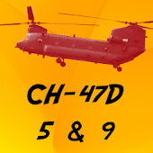 CH-47D Chinook 5&9 Study Guide