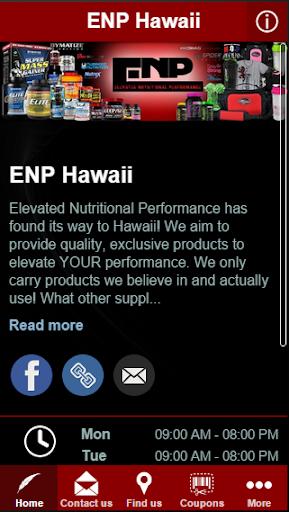 ENP Hawaii