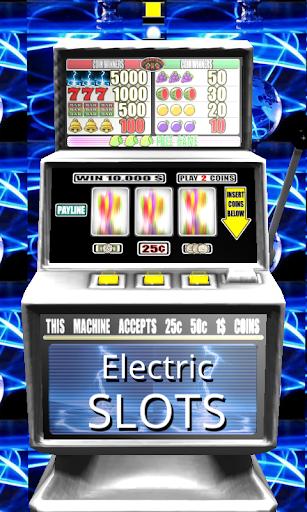 3D Electric Slots