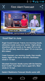 WeatherCaster - screenshot thumbnail