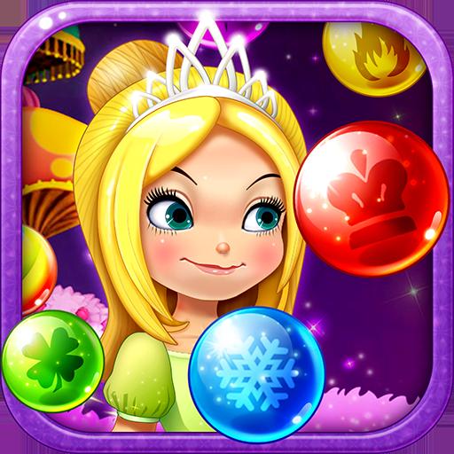 bubble crush saga 益智 App LOGO-APP試玩