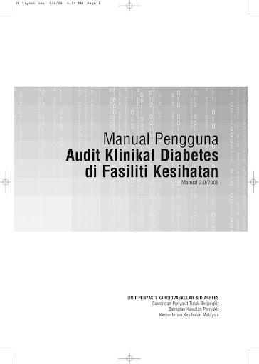 KKM BKP Manual Audit Diabetes