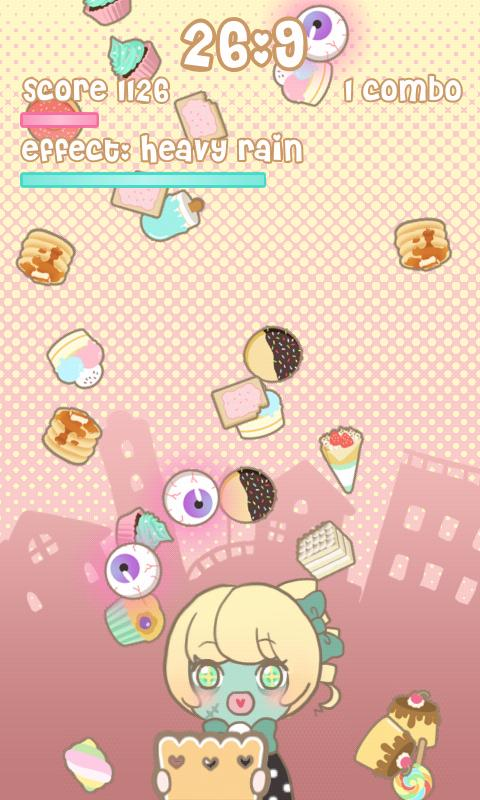 Candy Falls! - screenshot