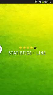 LINE Statistics