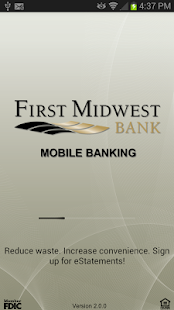 FMB Ozarks Mobile Banking- screenshot thumbnail