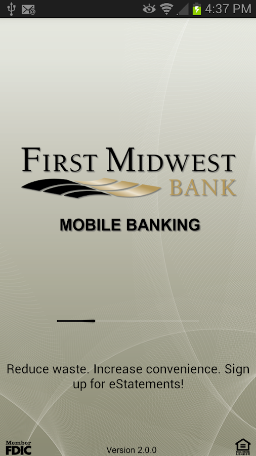 FMB Ozarks Mobile Banking - screenshot