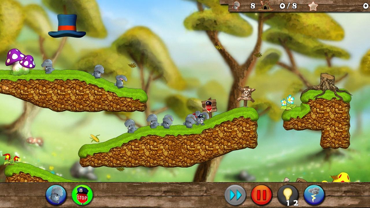 Bunny Mania 2 Demo- screenshot