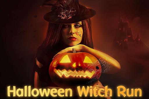 Halloween Witch Run