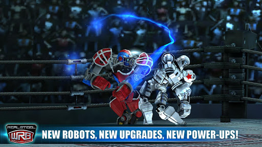 Real steel world robot boxing – games for android 2018 – free.