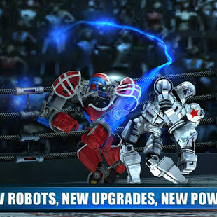 Real Steel World Robot Boxing v4.4.70 [Money Mod] Apk