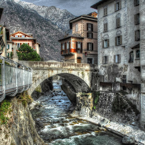 Chiavenna (Sondrio, Italy) by Fernando Ale - City,  Street & Park  Historic Districts (  )