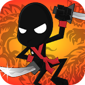 Stickman Kung Fu Assassin Game